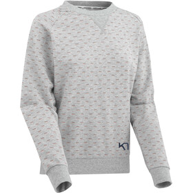 Kari Traa Traa Rundhals Sweater Damen grey